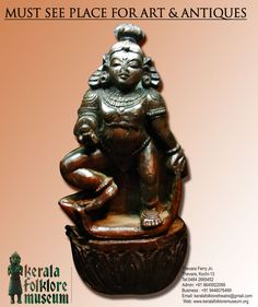 Hindu Art, Art And Architecture, Folklore, Kerala, Sculpture Art, Buddha, Museum, Statue, Museums
