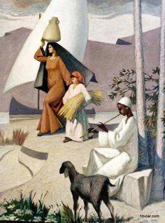 الفنان المصري..حسين بيكار 1913-2002.....................6