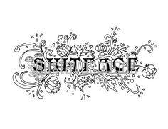 Swear Coloring Pages Shtface Word Download Curse