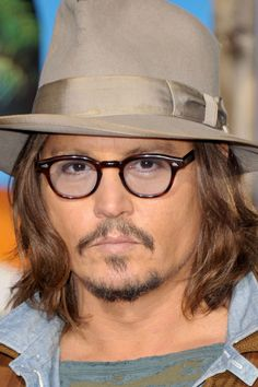 Hats Off to Johnny Depp!