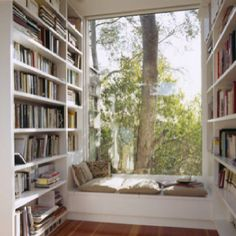Cozy reading knook