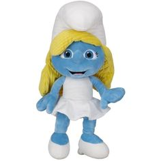 Smurfs Jumbo Plush Wave  #Puppets