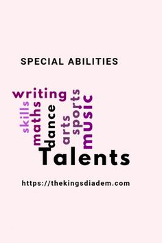 special-abilities-given-by-God Revelation 22 12, Parable Of The Talents, 1 Samuel 16, Wise One, The Tabernacle, Seeking God, Evil Spirits, Christian Encouragement, Godly Woman
