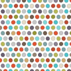 RESIDE DOTS fabric by scrummy on Spoonflower - custom fabric