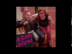 No Stones UnTurned Wild Crowd in our 1st gig on Chappel - YouTube