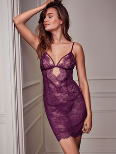 Jo, purple, lace, and perfection love.