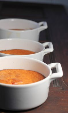 That skinny chick can bake!!!: Carrot Soufflé~