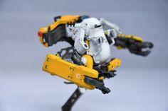模型・プラモデル投稿コミュニティ【MG-モデラーズギャラリー】ガンプラ|AFV|ジオラマ| - 工業用 ウィーゴ Robot Cute, Concept Ships, Mechanical Design, Art Model, Plastic Models, Toys For Boys, Cyborgs, Robots, Technology
