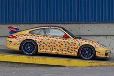 Calfredo Porsche GT3 Design Porsche Gt3, Cars, Design, Autos, Design Comics, Automobile, Car, Trucks