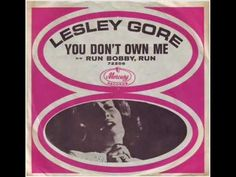 First week in Feb, 1964, The Beatles biggest competition for the #1 slot on Billboard Hot 100 came from the pop princess, Lesley Gore singing 'You Don't Own Me.' She was only 17 and the song hovered at #2 but never supplanted The Beatles hits that were coming in fast and furious. It was Leslie's 4th hit song in a row.