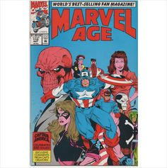 Marvel Age No 112 / 1992  Most comics will have a fixed price of just 45p or 50p.  You will not buy cheaper!!!!!