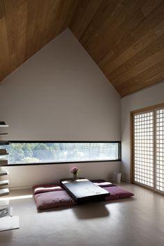 1동 침실(2): ARCHITECT GROUP CAAN의 침실 Living Room Modern, Living Spaces, Interior Styling, Interior Design, Asian Home Decor, Country Interior, Japanese Interior, Traditional Interior, Hospitality Design