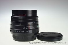 smc PENTAX FA 77mm f/1.8 Limited Excellent #PENTAX