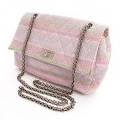 Chanel Flap Bag in Flieder