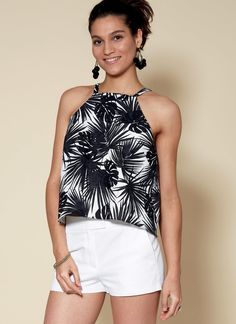 6a0e8df75a7a2f Looking for a Top sewing pattern  The McCalls Top M7779 is perfect