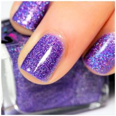 Pending for Nykki: Colors by Llarowe- Purple is My Crack, used 1 mani, $10 plus actual shipping