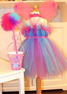 Abby Cadabby Tutu Dress