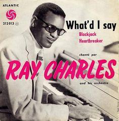 Ray Charles Whatd I Say