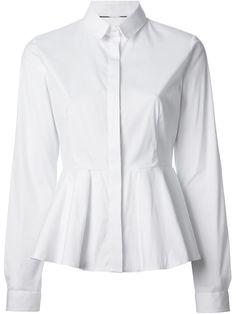 Burberry Peplum Shirt - Stefania Mode - Farfetch.com