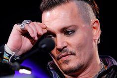Johnny Depp wirkt müde und abgekämpft