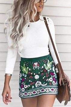 1566b1ae34 190 Best YOINS FASHION images | Style, Accessorize skirts, Cute dresses