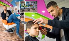 ICYMI: Milton Keynes dad quits banking for hairdressing business