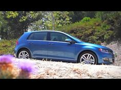 The VW Golf is a bit counterculture. It's a hatch when most cars are sedans, and its German roots go against the grain, since most vehicles in the segment ar. Vw Golf Tdi, Volkswagen Golf, Kelley Blue, Most Popular Videos, Blue Books, Driving Test, Car, Automobile, Cars