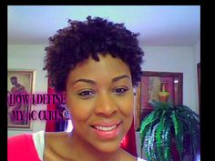How I Define My Curls 4b 4c Hair
