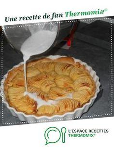 Nappage pour Tarte par Christine41. Une recette de fan à retrouver dans la catégorie Tartes et tourtes salées, pizzas sur www.espace-recettes.fr, de Thermomix®.