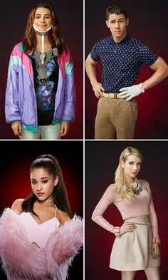 We thought we couldn't possibly be any more excited for the premiere of 'Scream Queens' — until we saw the string of hot new character posters from the show's star-studded cast!