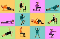 Short Workouts - Well Guide to HIIT, Interval Training, & Body Weight, Weight Gain, Weight Loss, Yoga Fitness, Health Fitness, 7 Minute Workout, Benefits Of Exercise, Health Benefits, Short Workouts