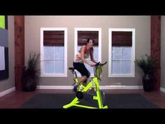 Spin cycle workout with Stefanie - 60 Minutes - YouTube