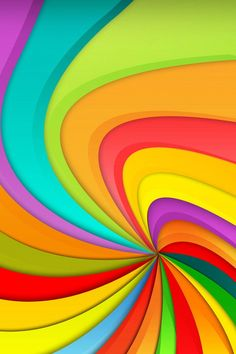 Photo backdrop...or whatever????? Rainbow Art, Rainbow Colors, Bright Colors, Happy Birthday Beautiful, We Are Best Friends, Rainbow Wallpaper, Illusion Art, Saturated Color, Over The Rainbow