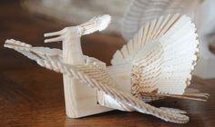 Creator popular - wood carving