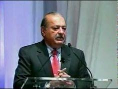Conferencia del Ing. Carlos Slim: Retos y Liderazgo