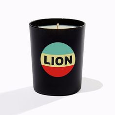 Bella Freud Lion Candle: A fiery fragranced candle from Bella Freud. This Bella Freud Lion Candle is the ideal gift for a loved one or a great treat for yourself. With sharp Cedarwood and spicy Poivre, this candle has a refreshingly fiery scent. A touch of Star Anise and Nutmeg add subtle sweetness, and base notes of Vetiver, Oakmoss and Amber leave a warm, long-lasting fragrance.