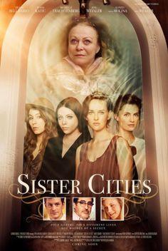 Troian Bellisario in 'Sister Cities'