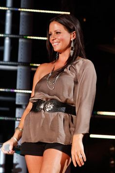 Sara Evans... I just want to be her. period.