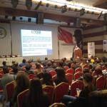 6. Tarım, Gıda ve Soğuk Zincir Lojistiği Sempozyumu Antalya'da gerçekleştirildi
