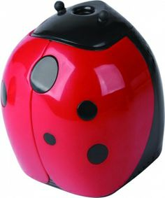 Ladybug pencil sharpener