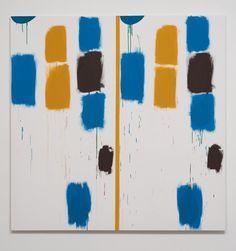 Bernard Piffaretti - Untitled, 2013