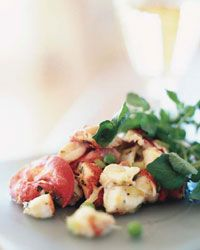 Point Lookout Lobster Salad Recipe on Food & Wine This lemony, crunchy, celery-studded salad is a Greenlaw family picnic staple. The best thing about it? There's no mayonnaise to mask the lobster's natural sweetness.