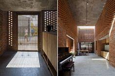 Casa Termitary de Oki Hiroyuki en Da Nang, Vietnam