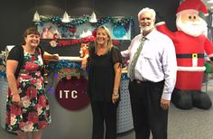 ITC donates $5,000 to Auckland City Mission. ITC generously donated $5,000 to the Mission's 2015 Christmas Appeal. #Christmas #charity #Auckland #aucklandcitymission