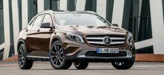 Mercedes-Benz will show its GLA -- its first-ever shot at the compact SUV class -- at the 2013 Frankfurt motor show in September. The GLA will arrive in U. Maserati, Bugatti, Lamborghini, Ferrari, Mercedes Benz Gl, New Mercedes, Audi, Porsche, Ford Raptor
