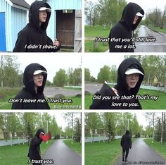 you have no idea how cute you are do you Jimin-ah? (or you do and you're out to get us)