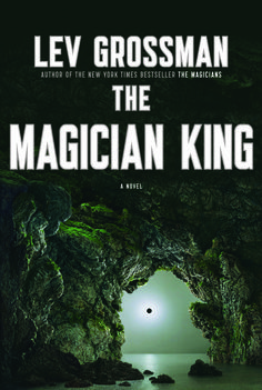 The sequel to THE MAGICIANS - almost finished with it and can't wait for the next (and final?) installment!