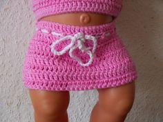 Minirock für Baby Born - creadoo.com