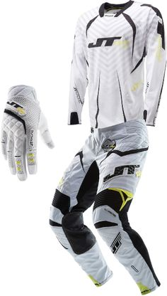 JT Racing - 2014 Evolve Protek Fader Jersey, Pant Combo (Vented)