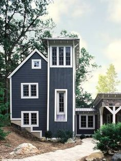 bold exterior house colors - Google Search